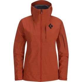 Black Diamond Recon Shell Jacket Women octane